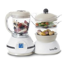 Kitchen Robot Nutribaby Classic A001115 White - 5 Functions