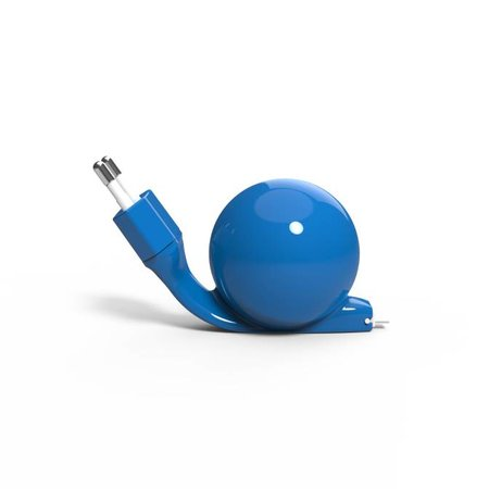 Charger Android (micro USB) 80 cm Blue