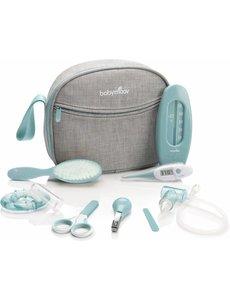 Babymoov Baby Care set Aqua Smokey A032002 Grey/Blue - 25 x 20 x 8,5 cm