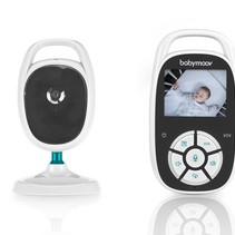 Baby Monitor + Video YOO-See A0144114 White/Black - 250 meter