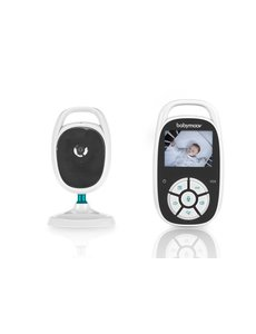 Babymoov Baby Monitor + Video YOO-See A0144114 White/Black - 250 meter
