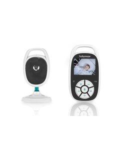 Babymoov Babyphone + Vidéo YOO-See A014414 Blanc/Noir - 250 mètres