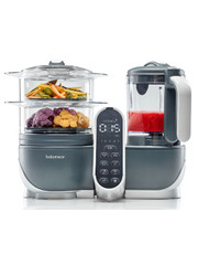 Babymoov Kitchen robot Nutribaby + Loft A001124 Gray - 5 Functions