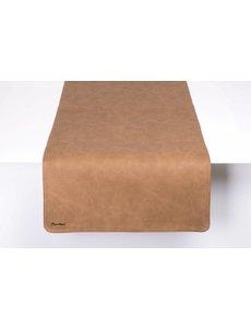 Pavelinni Chemin de table Vintage Beige / Marron Foncé K08 / K10 - 45x120cm