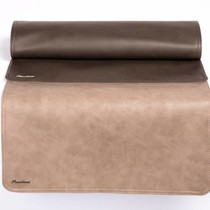 Table runner beige/taupe K02/K04 - 45x120cm