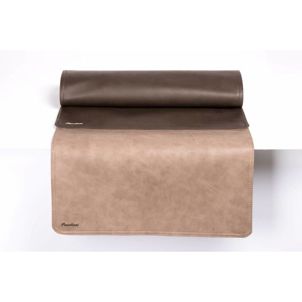 Pavelinni Chemin de table beige/taupe K02/K04 - 45x120cm