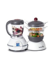 Babymoov Kitchen robot Nutribaby Classic A001114 red Cherry - 5 Functions