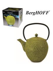 BergHOFF Cast iron teapot 1L yellow