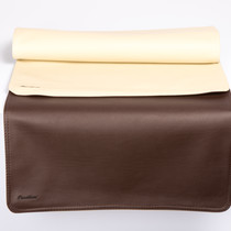 Table runner Brown / Cream N08 / N02 - 45x120cm