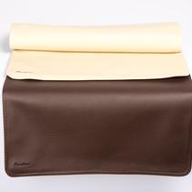 Table runner Brown / Cream N08 / N02 - 45x120cm