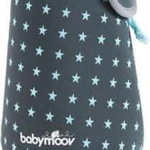 Bottle warmer Gray / Blue A002102 - 13x13x29cm