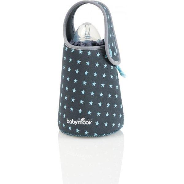 Babymoov Flessenverwarmer  Grijs/Blauw  A002102 - 13x13x29cm