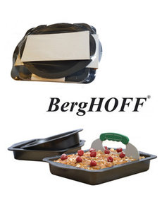 BergHOFF Bakset + snijmachine 3st -880663