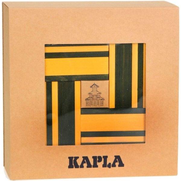 Kapla Kapla, livret + 40 planches jaunes et vertes