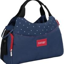 Multipocket Dark Blue nursery bag