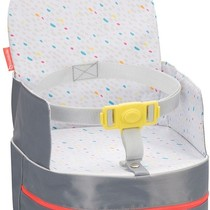 Booster seat Nomade gray