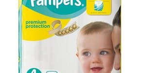 Diapers from Pampers