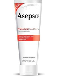 Asepso Asepso 100 ML disinfectant hand gel set of 3