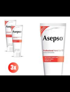 Asepso Gel désinfectant pour les mains Asepso 100 ML - lot de 3