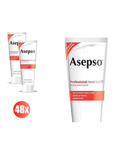 Asepso Asepso 100 ML disinfectant hand gel - set of 48