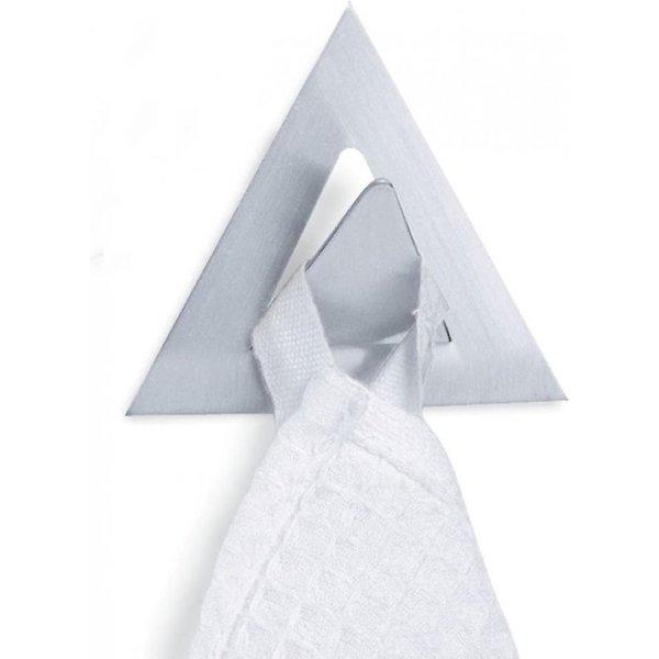 Zack Zack Cox set van 3 haakjes - Driehoekig
