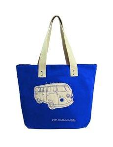 Brisa Brisa Volkswagen Shopper Bag Blue