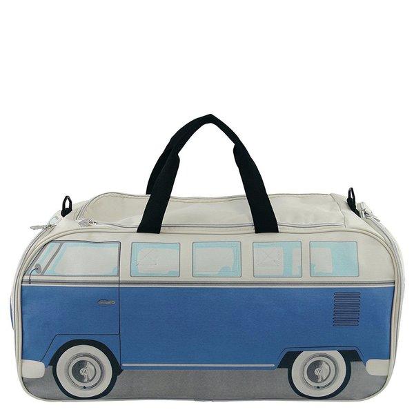 Brisa Sac de sport Brisa Volkswagen T1 - Bleu - XL