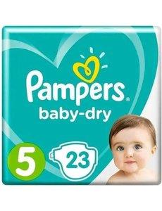 Pampers Pampers Baby Dry Luiers Maat 5 Luiers 23 Stuks