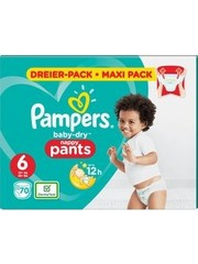 Pampers Pantalon Pampers nr6 Baby-Dry 70x