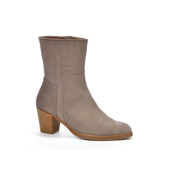 Andaluxx Andaluxx Sofia Grey / Tan Brown Taille 42