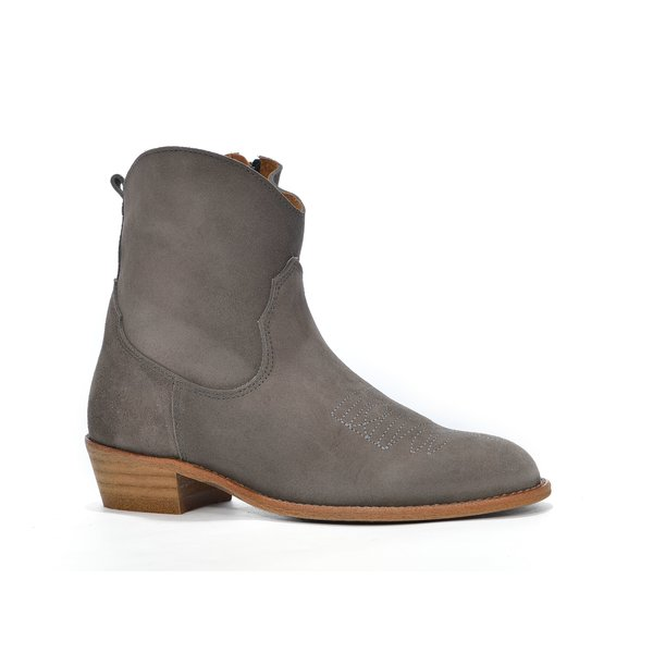 Andaluxx Andaluxx Raquel Light Grey / Tan Brown - Taille 37