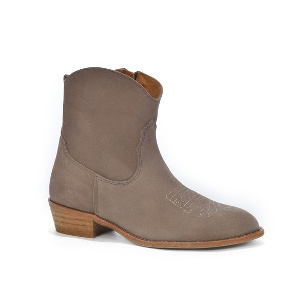 Andaluxx Andaluxx Raquel Grey / Tan Brown - Taille 37