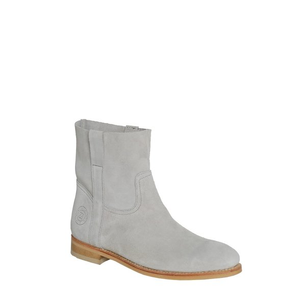 Andaluxx Andaluxx Isa Light Gray / Tan Brown - Size 42