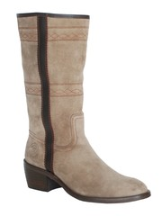 Andaluxx Andaluxx Alba Taupe / Hazel Brown - Size 36