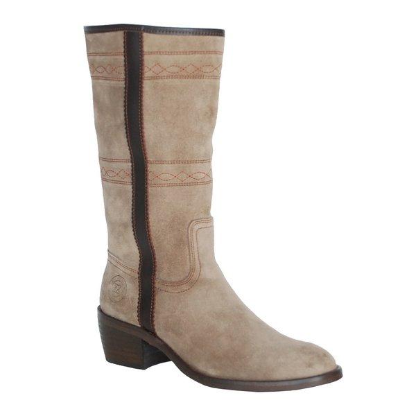 Andaluxx Andaluxx Alba Taupe / Hazel Brown - Taille 37