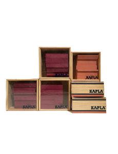 Kapla Kapla Offer 6 x 40 Pieces 3x pink 3 x plum
