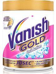 Vanish Détachant à la cire blanche en poudre Vanish Gold - 1,050 g