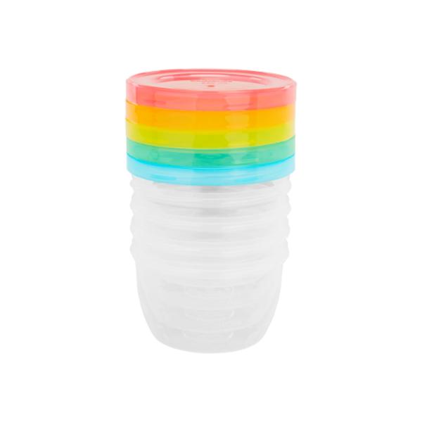 Badabowls Fun Colors - 5 X 250ml - Made in France