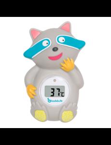 Thermomètre de bain Raton laveur