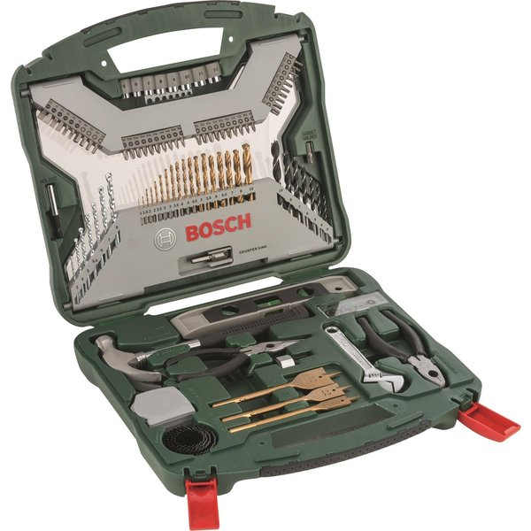 Bosch Bosch 103-piece X-Line titanium drill and screw bit set drill and bit set