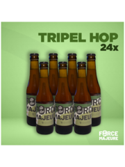 Force Majeure 24 x Tripel Hop  33cl  Alcoholvrij bier