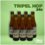 Force Majeure 24 x Tripel Hop 33cl Alcohol-free beer
