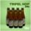 Force Majeure 24 x Tripel Hop  33cl  Alcoholvrij bier