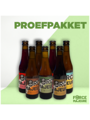 Force Majeure 6 x Tradtional + 6 x Tripel x33cl - Copy