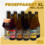 Force Majeure Sample package XL Glass .: 2 glasses, 4x blond, 4x triple, 4x triple hops, 3x cherry, 3x brown