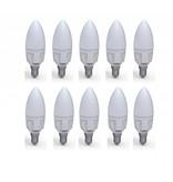 Zzia LED box Candle 10 stuks 6W 3000K 530lm