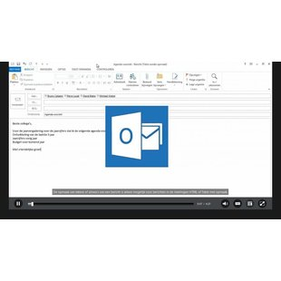 Outlook 2013 Basic Advanced Expert E-learning