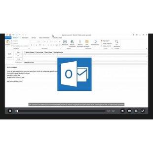 Outlook 2013 Basis Gevorderd Expert E-learning