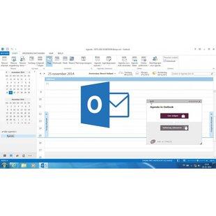 Outlook 2016 Basis Gevorderd Expert E-learning