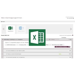 E-learning Excel 2013 Basis